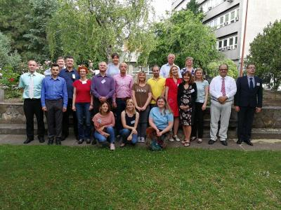 Regional Training Course on the Use of Decision-Making Modules for Remediation Measures in Animal Production Systems